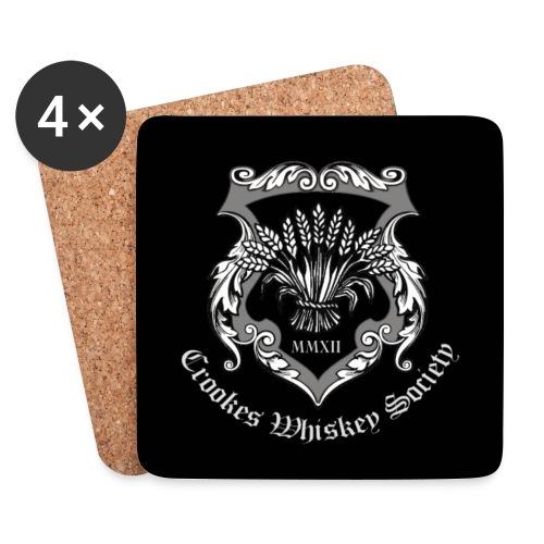 CWS coasters - Coasters (set of 4)