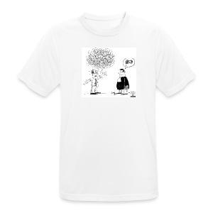 L'avocat a la solution ! - T-shirt respirant Homme