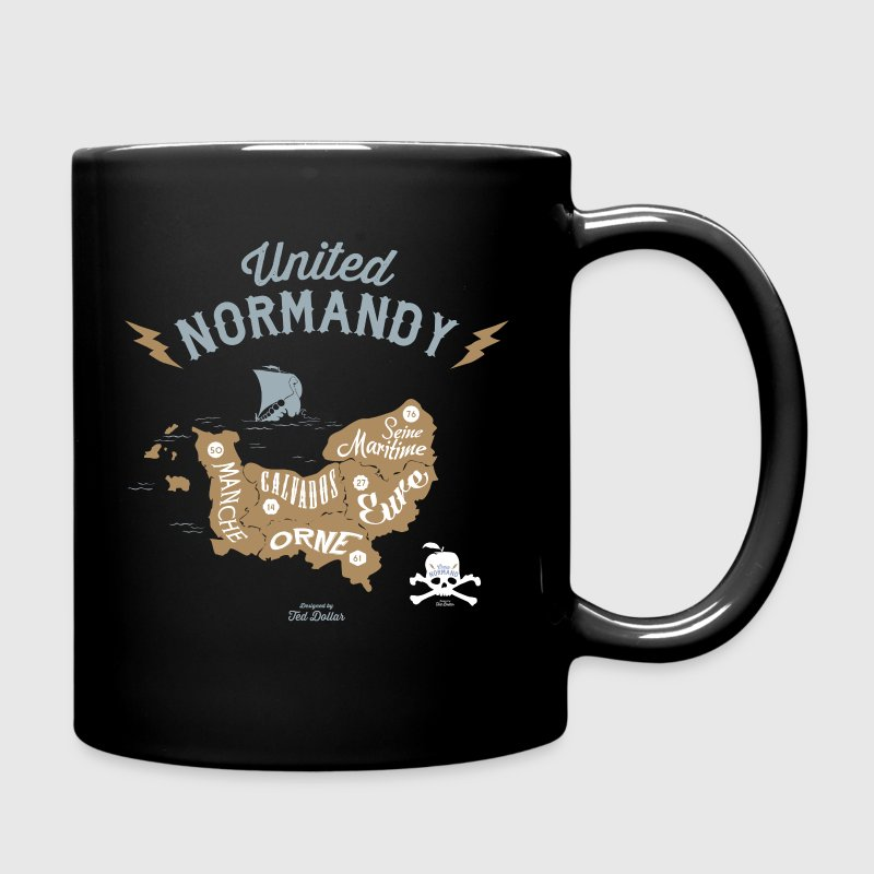 United Normandy - Tasse en couleur