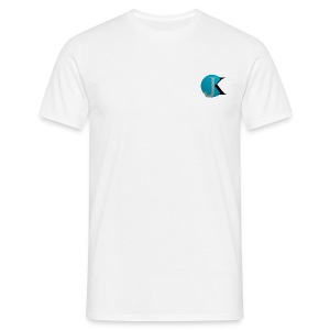 JK Logo klein Männer T-Shirt - Männer T-Shirt