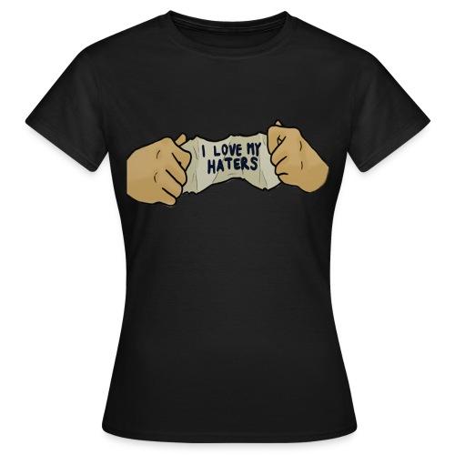 iLeo Frauenshirt - Frauen T-Shirt