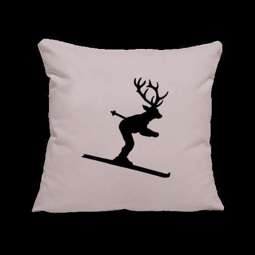 Skihirsch - Apres Ski Design für Skifahrer
