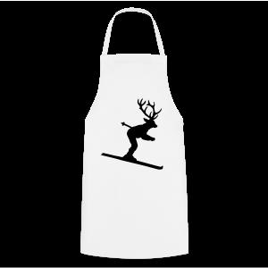 Ski Hirsch Kochschürze - Kochschürze