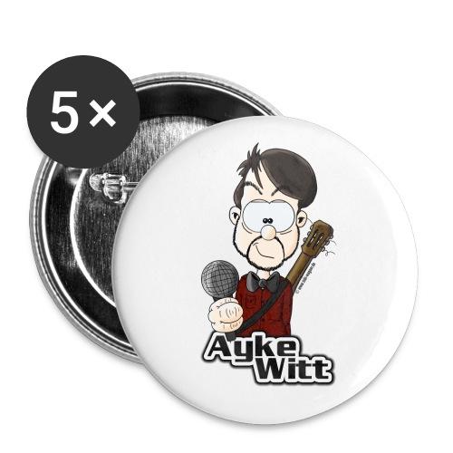 Buttons Ayke - Buttons mittel 32 mm