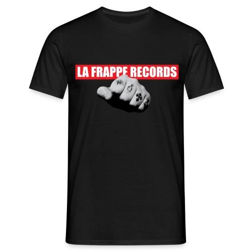 La Frappe Records - T-shirt Homme