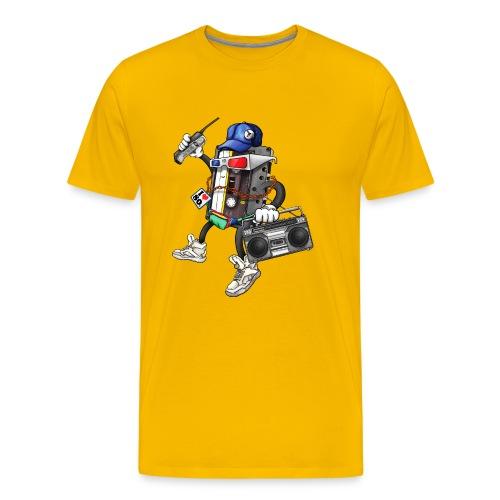I Am The 80s - Men's Premium T-Shirt