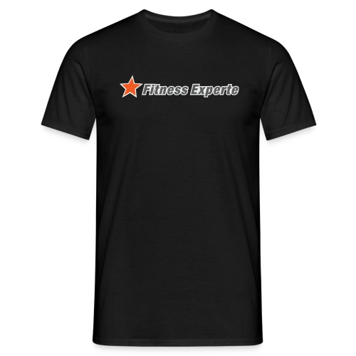 FitnessExperte - Männer T-Shirt