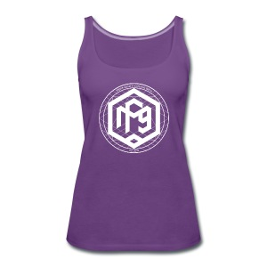 Hexagon Women Top - Women's Premium Tank Top