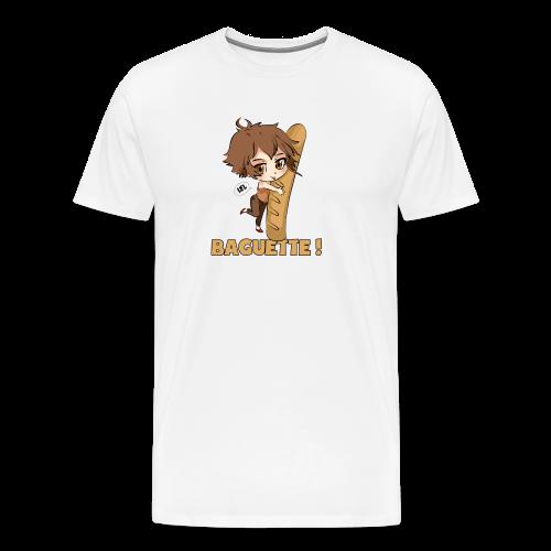 Baguette ! (M) - T-shirt Premium Homme