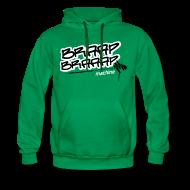 Pullover & Hoodies ~ Männer Premium Kapuzenpullover ~ Braaap Green