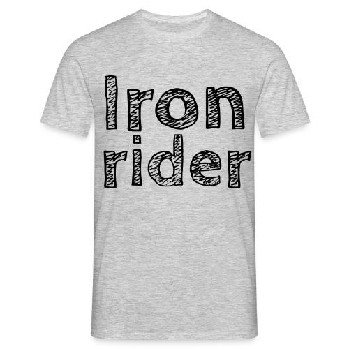 SHIRT grau - Männer T-Shirt