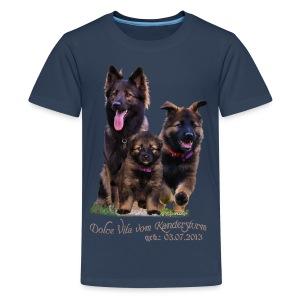MB Dolce Vita K. - Teenager Premium T-Shirt
