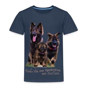 MB Dolce Vita K. - Kinder Premium T-Shirt