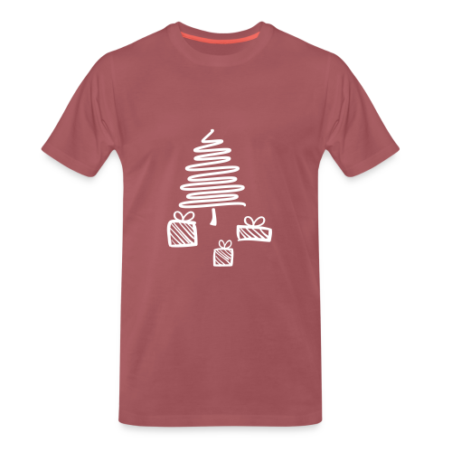 Christmas Tree - T-shirt Premium Homme