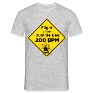 Flight of the Bumblebee - Men's T-Shirt
