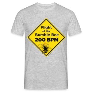 Flight of the Bumblebee - Men's T-Shirt