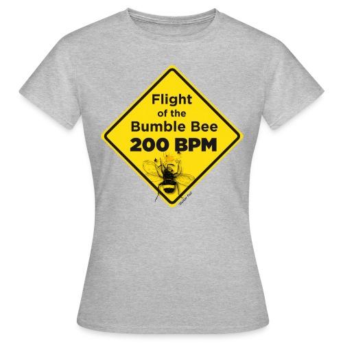 Flight of the Bumblebee - Women's T-Shirt