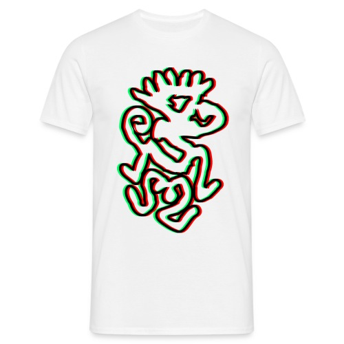 Salento Sciamano - Maglietta da uomo