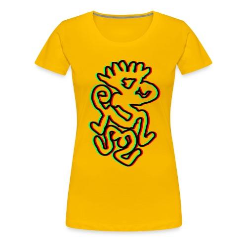 Sciamano salentino Salento - Maglietta Premium da donna
