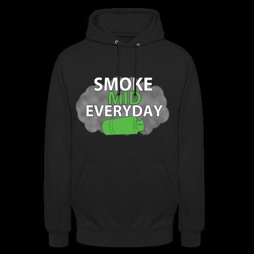 Smoke Mid EveryDay - Unisex Hoodie