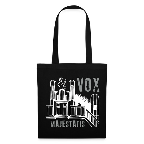 orgel - vox majestatis - Stoffbeutel