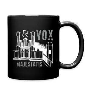 orgel - vox majestatis - Tasse einfarbig