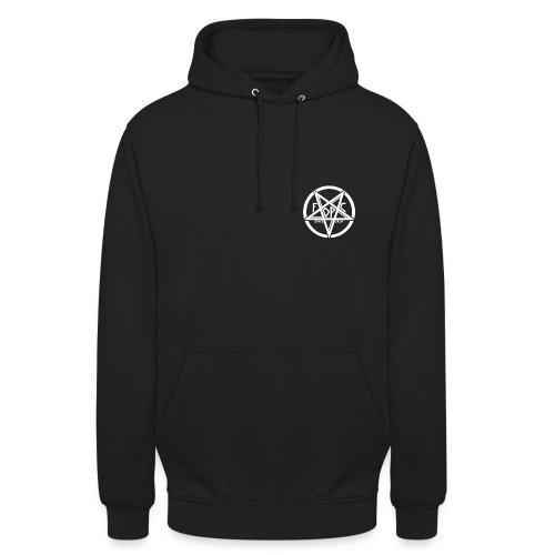 French DP - Black sweat-shirt - Sweat-shirt à capuche unisexe