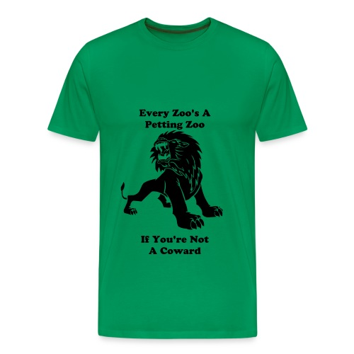 Petting Zoo Men's - Men's Premium T-Shirt