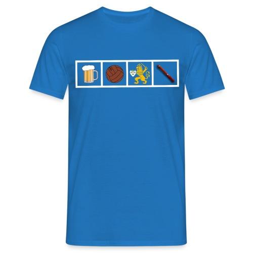 Min religion - T-shirt herr