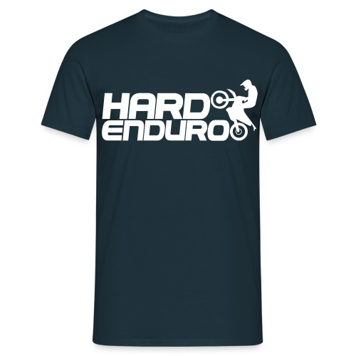 Hard Enduro - Männer T-Shirt