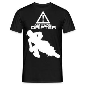 Supermoto Drifter - Männer T-Shirt