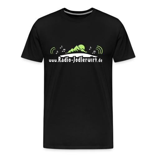 Radio Jodlerwirt - Männer Premium T-Shirt