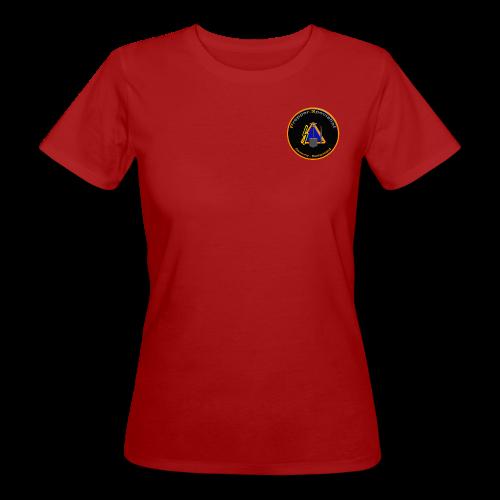 Prepper Spezialist DE Frauen Bio-T-Shirt - Frauen Bio-T-Shirt