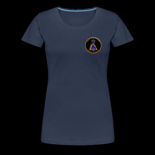 Prepper Tactics Spezialist DE Frauen T-Shirt - Frauen Premium T-Shirt