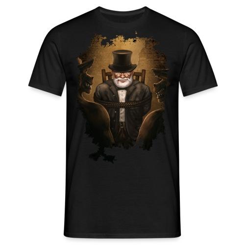 Krokk der Kutscher - T-Shirt Männer - Männer T-Shirt