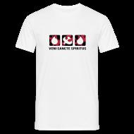 T-Shirts ~ Men's T-Shirt ~ VENI SANCTE SPIRITUS