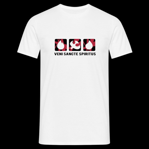 VENI SANCTE SPIRITUS - Men's T-Shirt