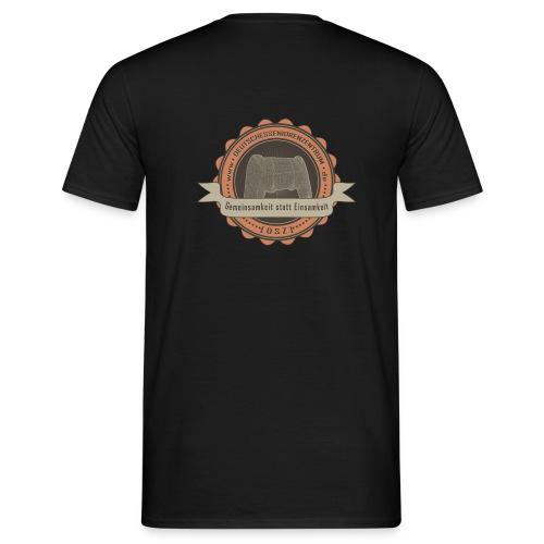 Clanshirt Herren (einfach) - Männer T-Shirt