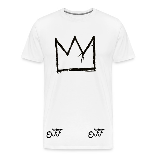 Faded Off - Crown - T-shirt Premium Homme
