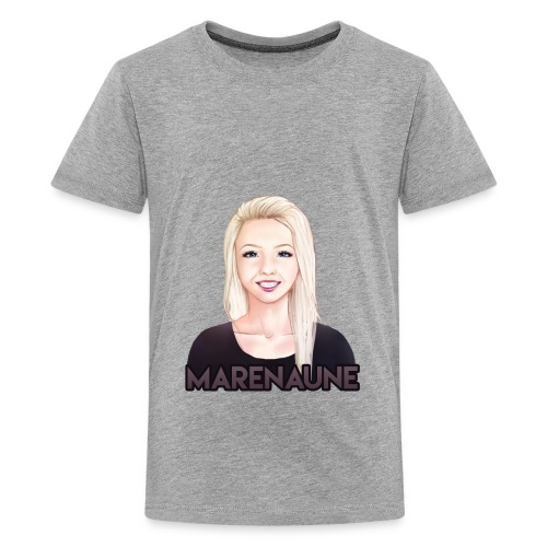 MarenAune T-shirt  - Premium T-skjorte for tenåringer
