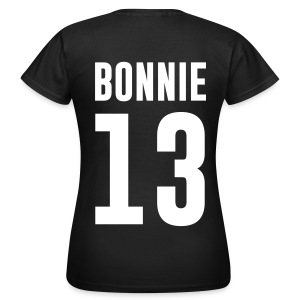Bonnie Black - Frauen T-Shirt