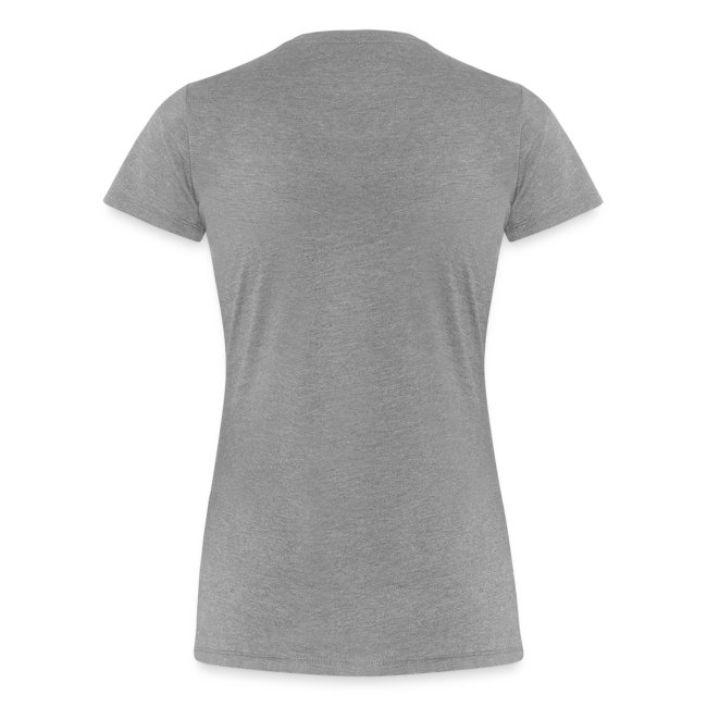 "Damen Premium T-Shirt ""aww"""