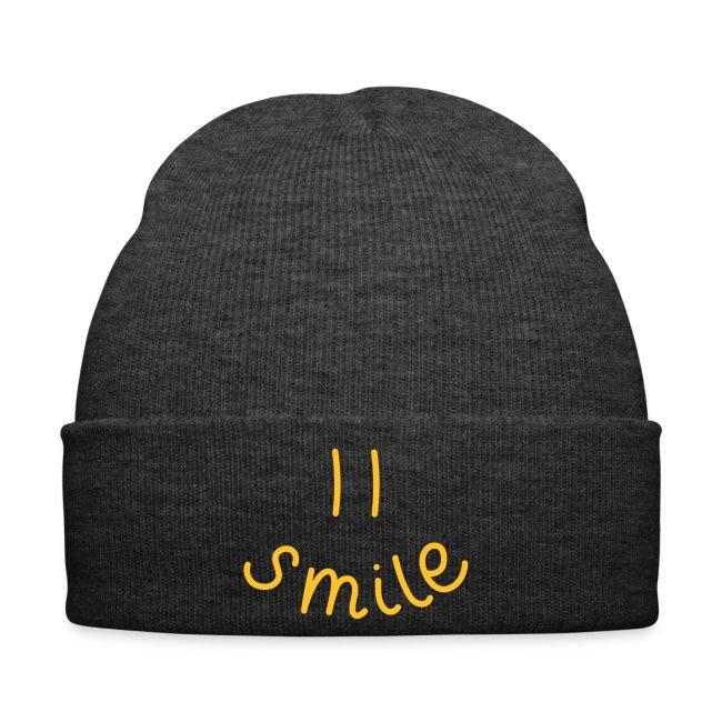 "Mütze ""Smile(y)"""