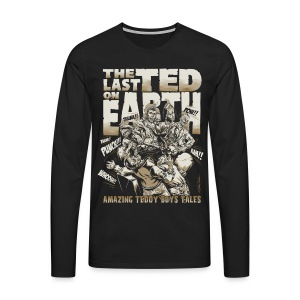 The last Ted ml - Camiseta de manga larga premium hombre