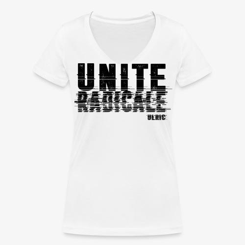 Unité Ulric - T-shirt bio col V Stanley & Stella Femme