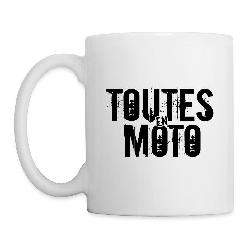 Mug Blanche Logo Noir - Tasse