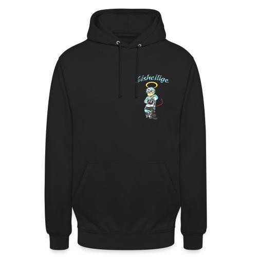 Hoodie mit Logo klein - Unisex Hoodie