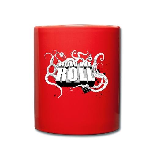 HowWeRoll Mug - Full Colour Mug