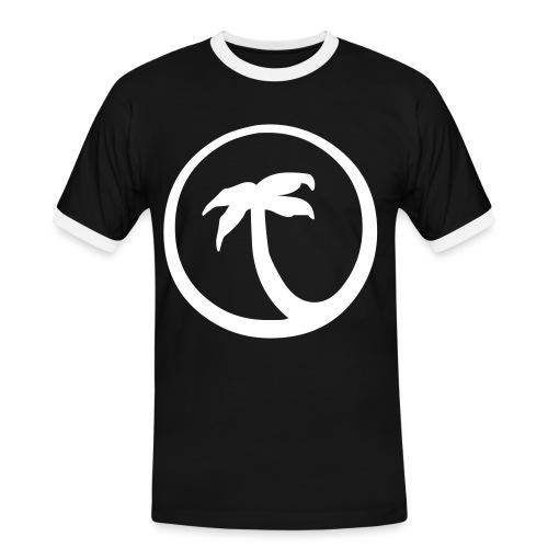 Palm - Männer Kontrast-T-Shirt