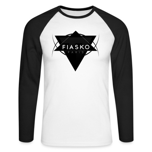 Pull ECLYPS Modèle FSK - T-shirt baseball manches longues Homme